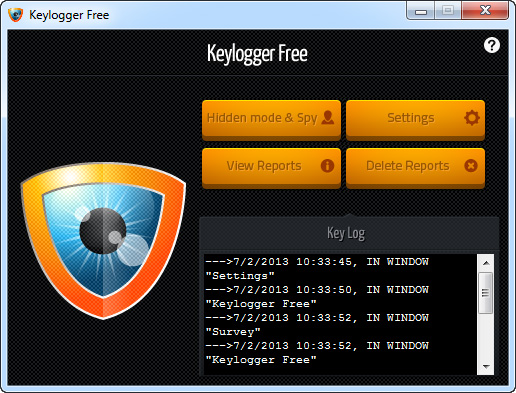 Keylogger Free